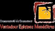 Logo Communauté de Communes Ventadour Egletons Monédières